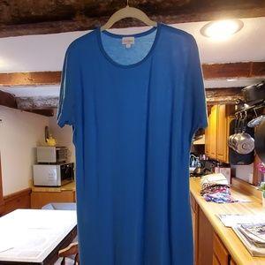 Sky blue Maria dress